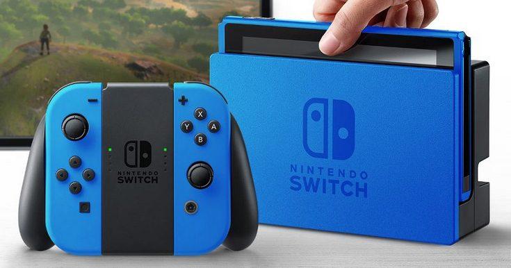 Док-станция приставки Nintendo Switch не ускоряет графику