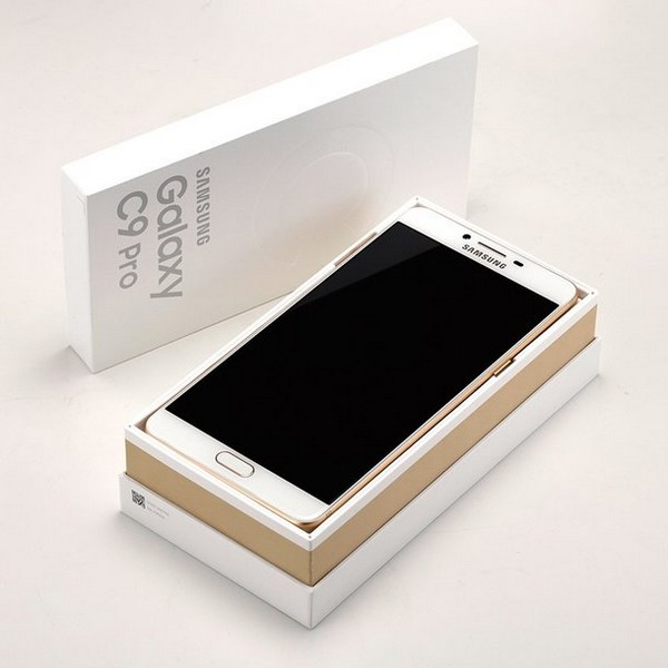 Смартфон Samsung Galaxy C9 Pro получил SoC Snapdragon 653