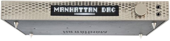 ЦАП Manhattan II поддерживает DSD и MQA