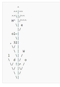 Примеры кода на 39 эзотерических языках программирования - 29