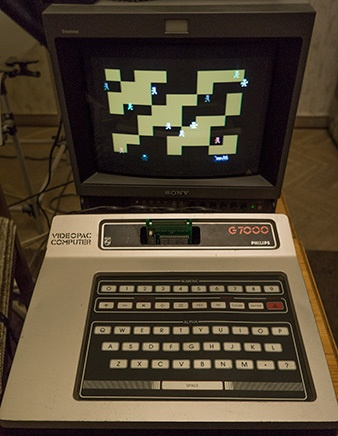 Архитектура и программирование Philips Videopac (Magnavox Odyssey 2) - 1