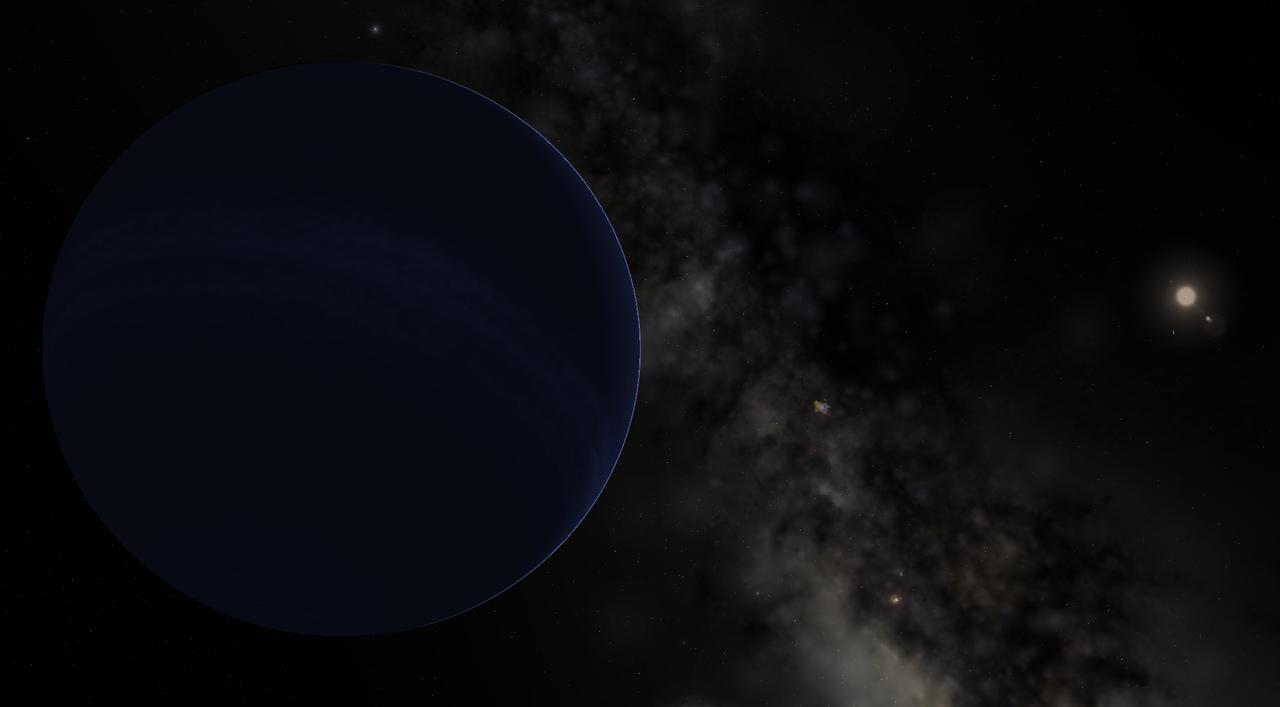 Наклон оси вращения Солнца может быть объяснен влиянием неоткрытой планеты Солнечной системы - 2