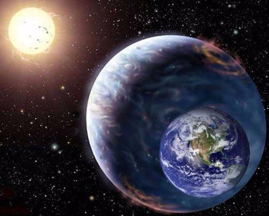 Планета Нибиру снова приближается к Земле