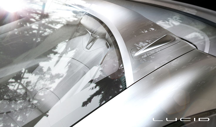 За два года специалисты Lucid Motors разработали электромобиль с запасом автономности 480 км