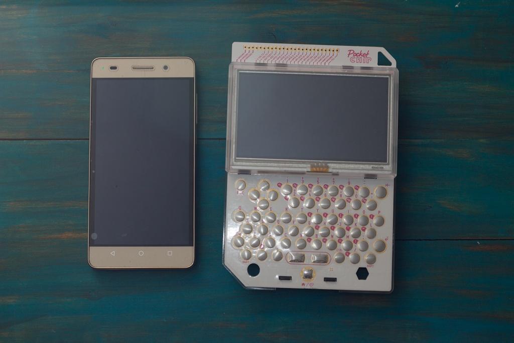 Небольшой обзор и впечатления от Pocket C.H.I.P - 2