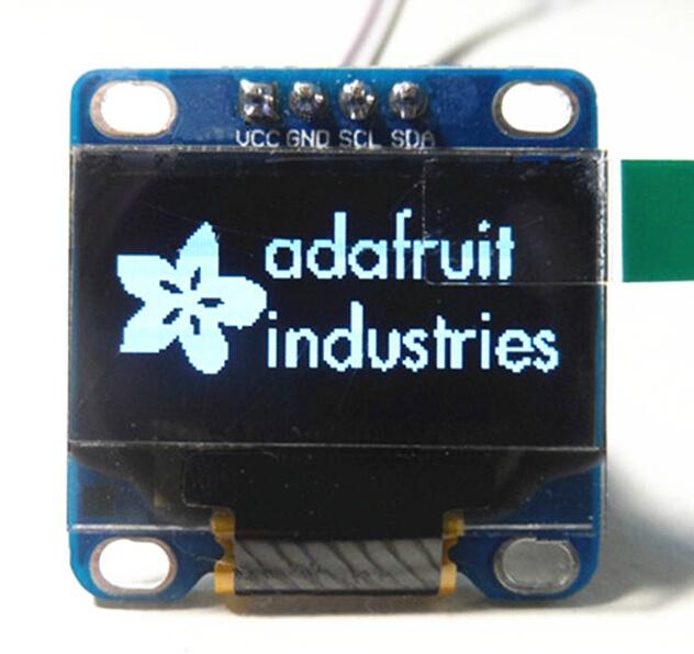 Подключение oled дисплея с контроллером SSD1306 к STM32 по I2C - 1