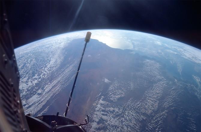 70 лет первой фотографии Земли из космоса - 5