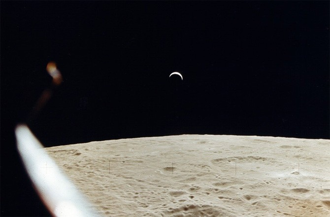 70 лет первой фотографии Земли из космоса - 7