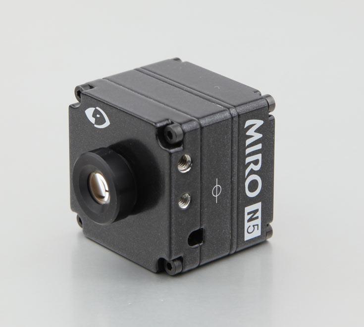Камера Phantom Miro N-Series может снимать со скоростью более 9000 к/с