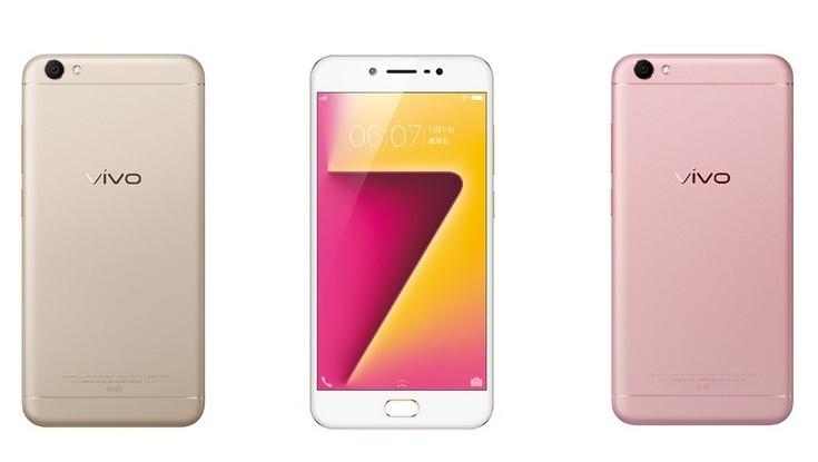 Смартфон Vivo Y67 внешне не отличается от многих других моделей компании