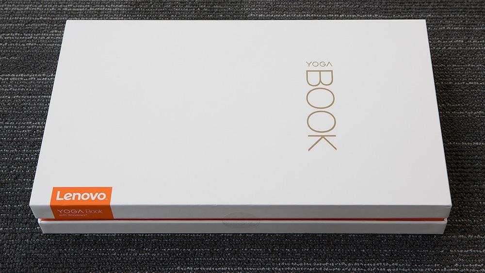 Lenovo Yoga Book: что внутри красивой белой коробки? - 5