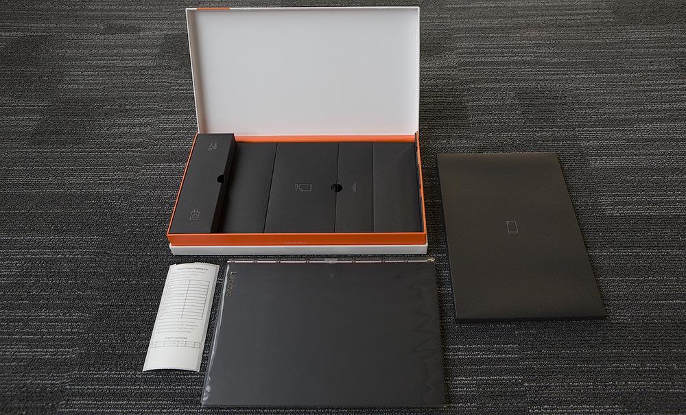 Lenovo Yoga Book: что внутри красивой белой коробки? - 7