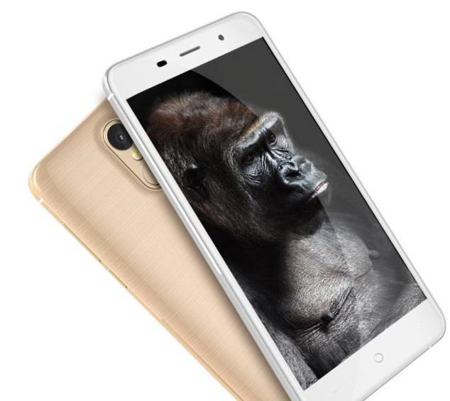 Смартфон Leagoo M5 Plus сохранил защитное покрытие Corning