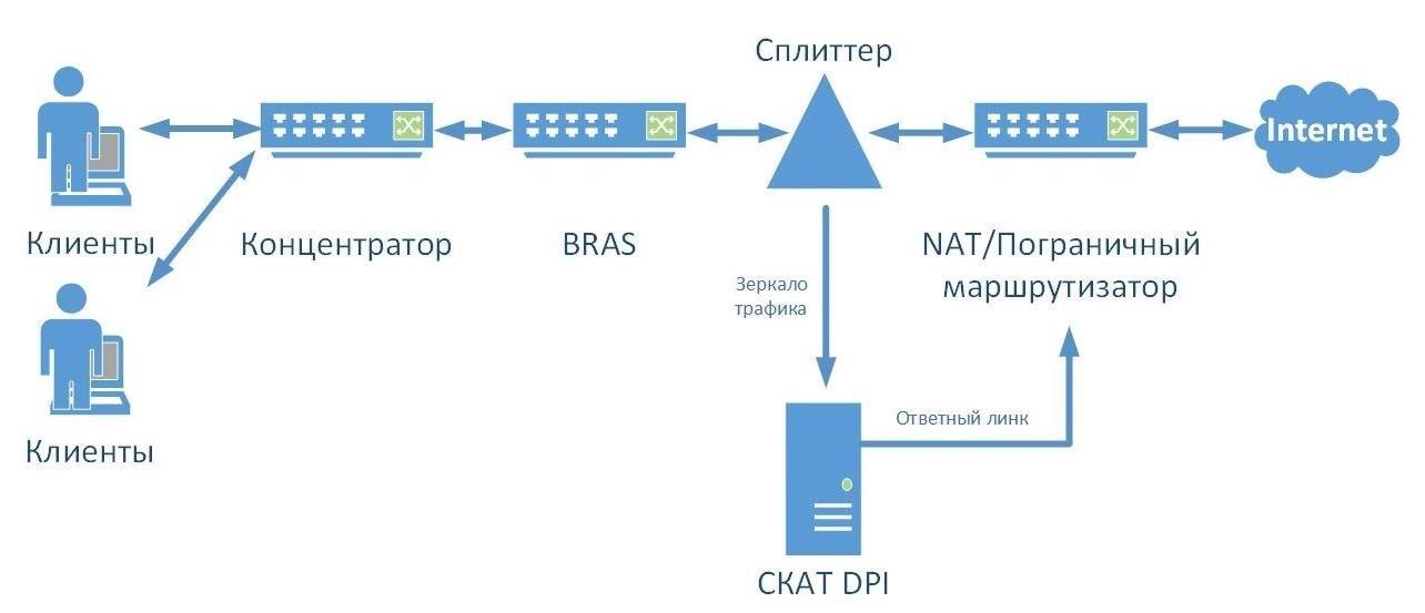 Введение в DPI: Состав системы и схемы подключения - 3