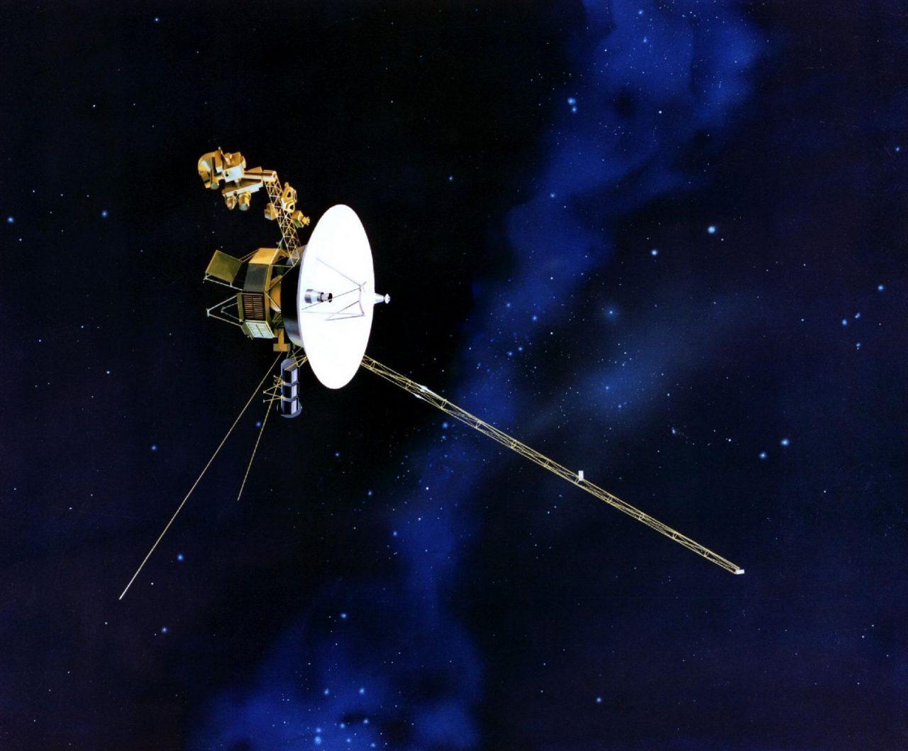 Данные, собранные «Вояджером-2», до сих пор помогают ученым исследовать Солнечную систему - 2