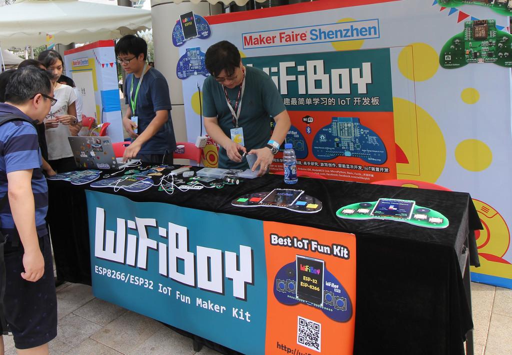 Фотоэкскурсия по выставке MakerFaire 2016 в Шэньчжэне, часть 2 - 16
