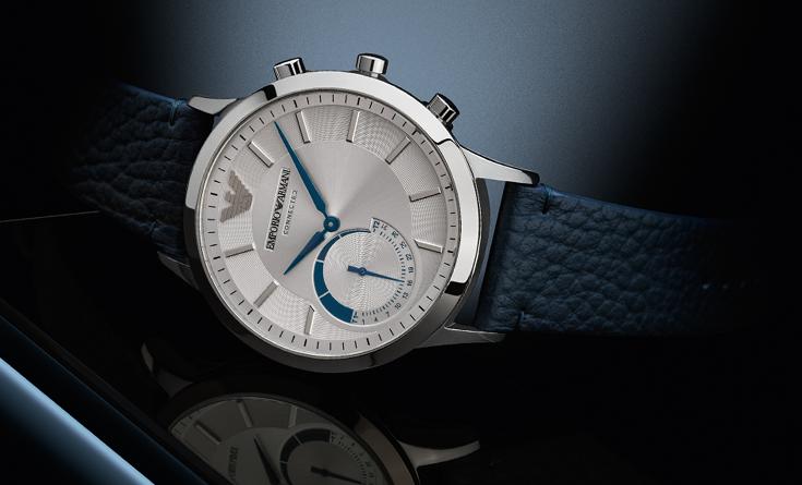 Armani выпустила умные часы Emporio Armani Connected