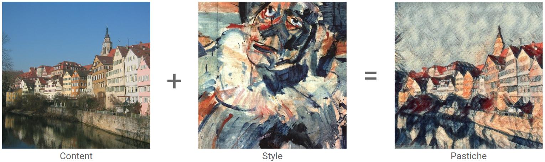 Нейросеть Google произвольно стилизует изображения в реальном времени - 6