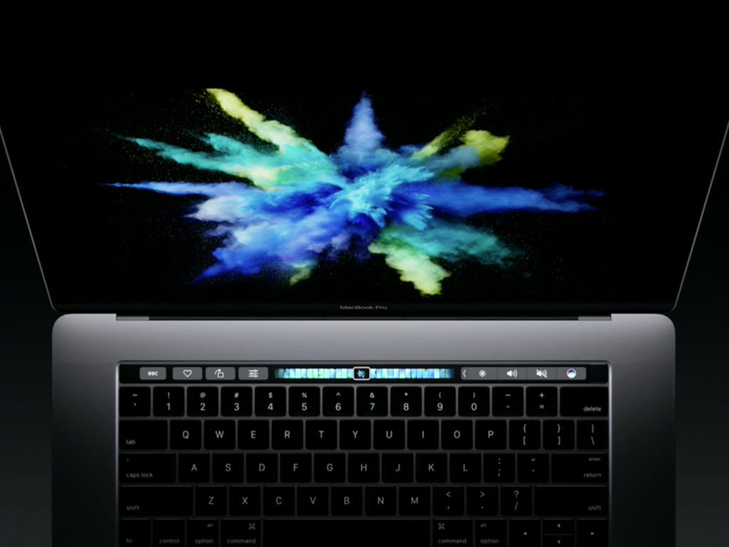 Каким получился новый MacBook Pro - 1