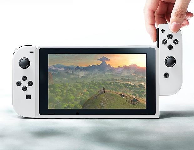 Консоль Nintendo Switch не заменит 3DS