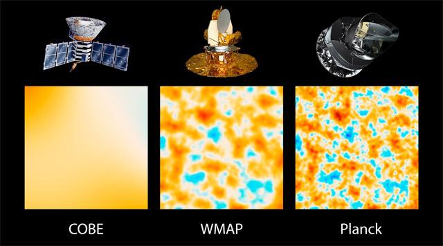 Опубликована 3D-модель реликтового излучения Вселенной для печати - 4