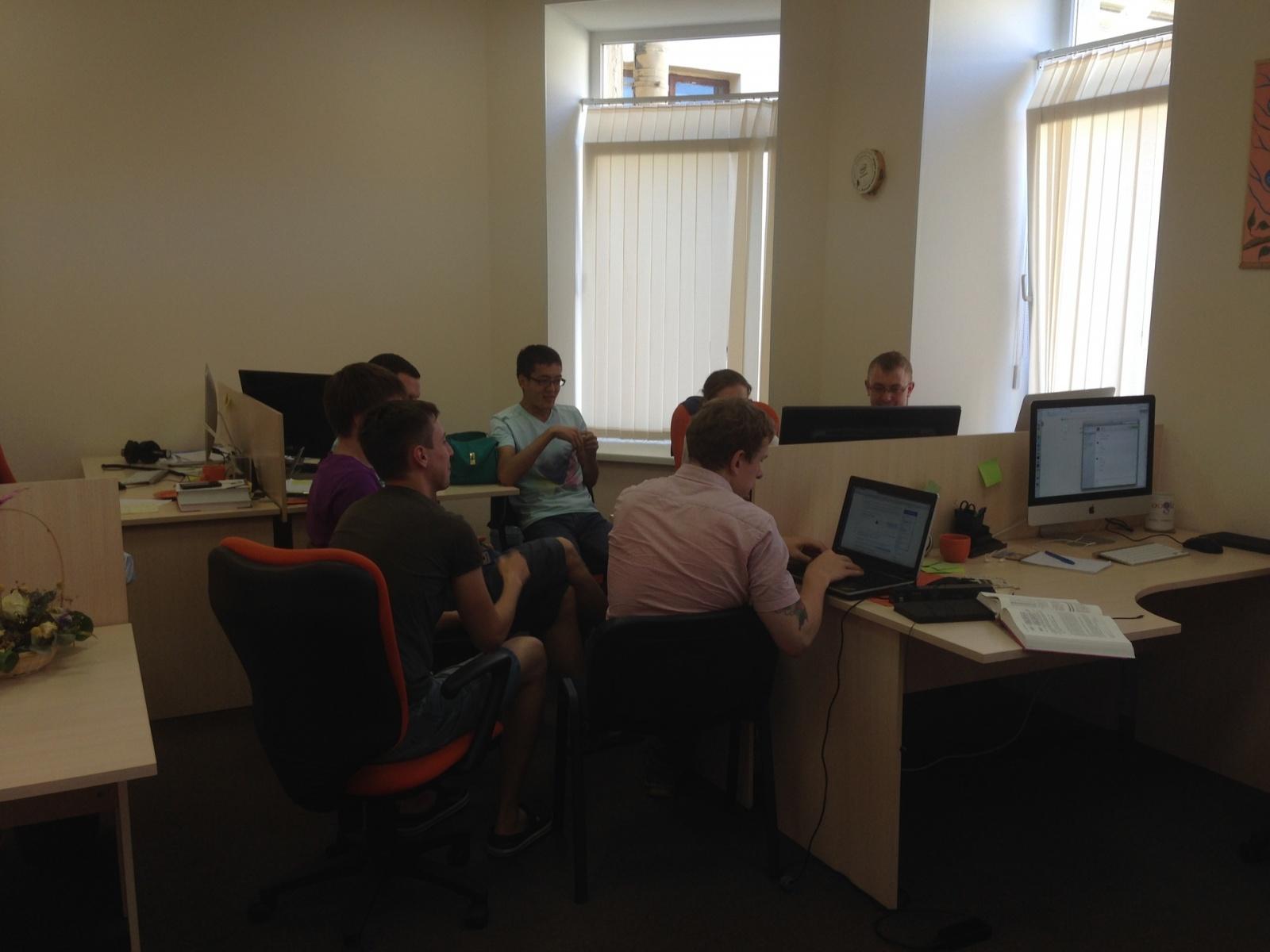 Открытие студии мобильной разработки «с нуля» в Питере — 3.5 года спустя. Реинкарнация. Часть 2 - 2