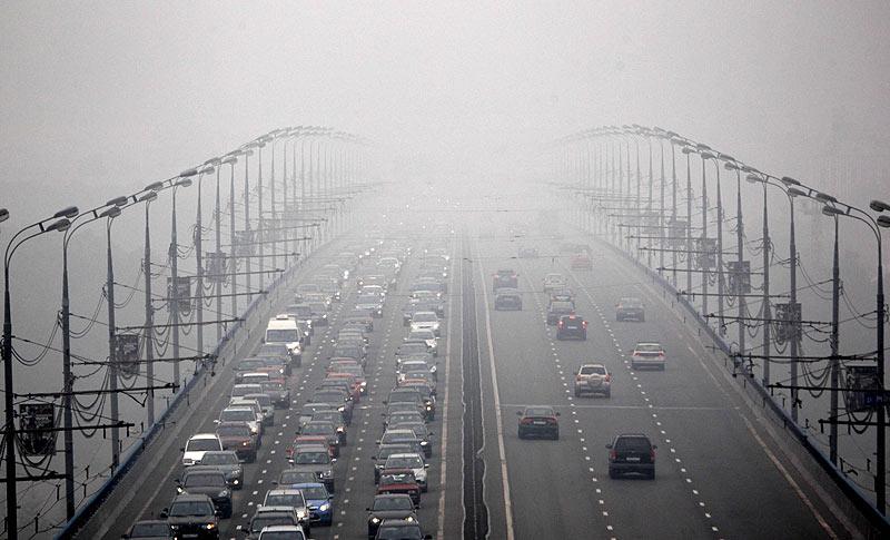 Ученые нашли связь между шумом автомобилей, грязным воздухом и высоким кровяным давлением - 1