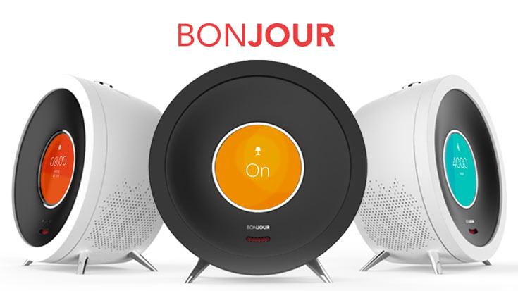 Сбор средств на выпуск Bonjour идет на сайте Kickstarter