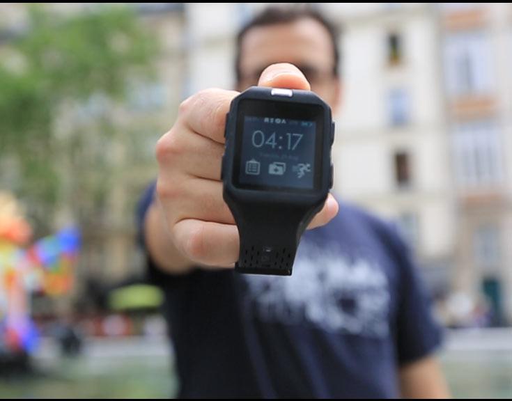 Первые участники сбора средств могли зарезервировать часы Sowatch за $99