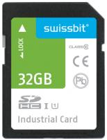 Серия Swissbit S-46 включает карты памяти объемом до 64 ГБ