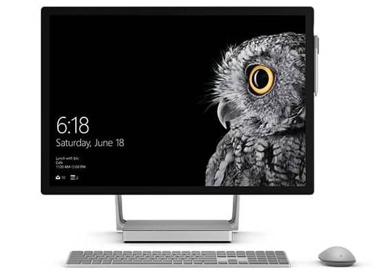 Моноблок Microsoft Surface Studio не появится в свободной продаже в этом году