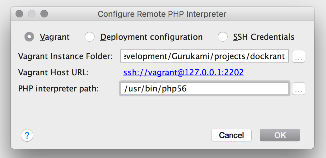 Настройка окружения для PHP разработчиков - 6