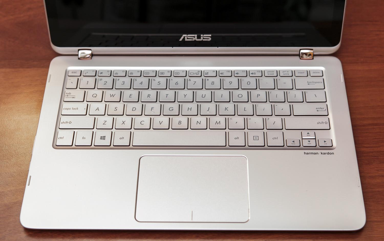 Ноутбук наизнанку: обзор ноутбука ASUS ZenBook Flip - 12