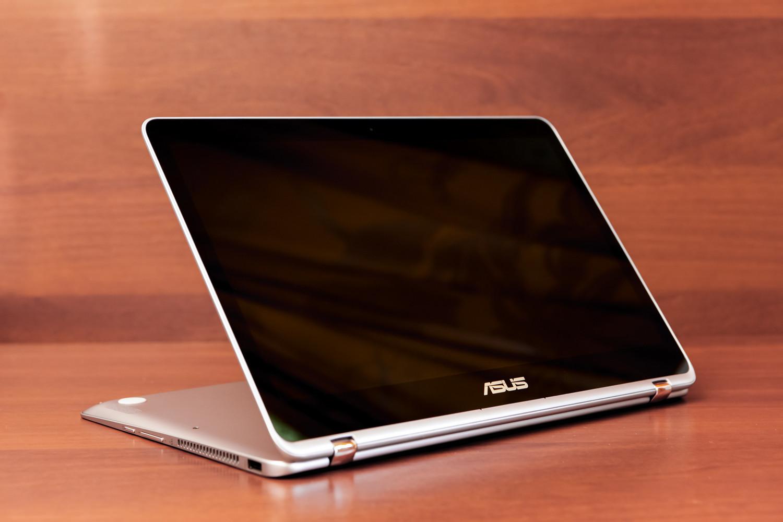 Ноутбук наизнанку: обзор ноутбука ASUS ZenBook Flip - 9