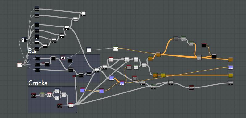 Создание материалов для Unity в Substance Designer - 16