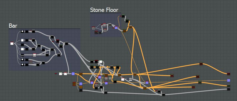 Создание материалов для Unity в Substance Designer - 17