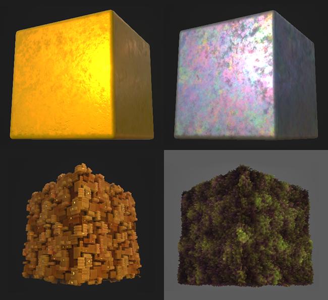 Создание материалов для Unity в Substance Designer - 2