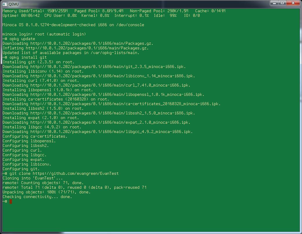 Minoca OS: новая свободная операционная система - 3