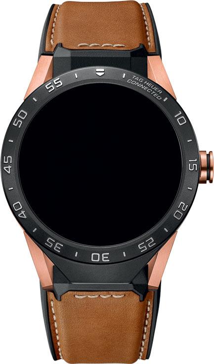 Умные часы TAG Heuer Connected работают под управлением Android Wear