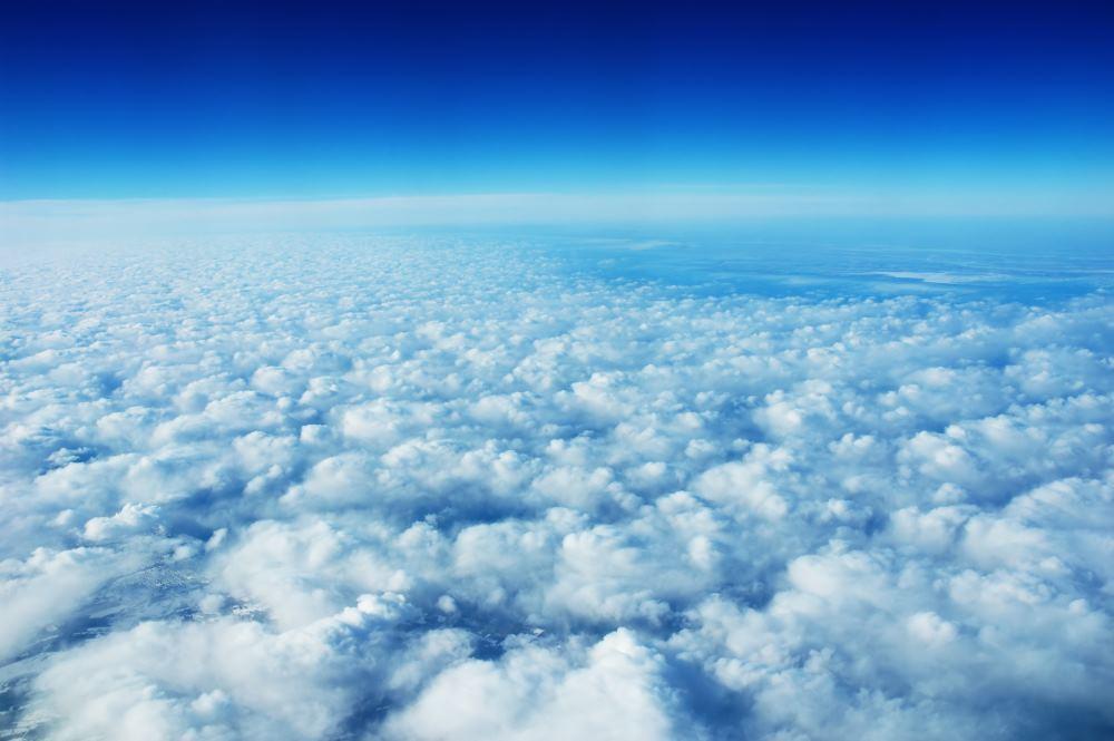 Облака замедляют процесс глобального потепления - 1