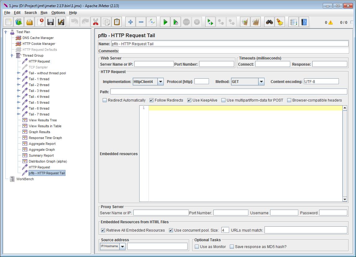 TailSampler — паралельная отправка GET-запросов в Apache.JMeter - 11
