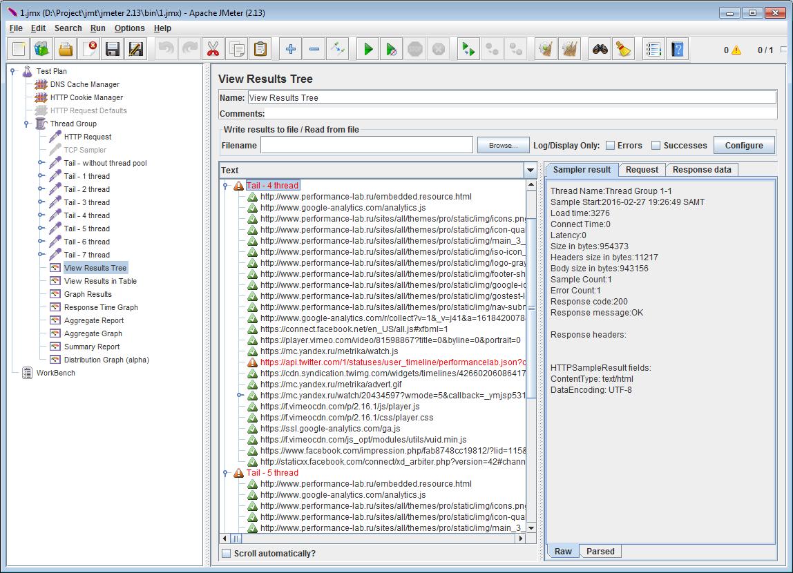 TailSampler — паралельная отправка GET-запросов в Apache.JMeter - 14