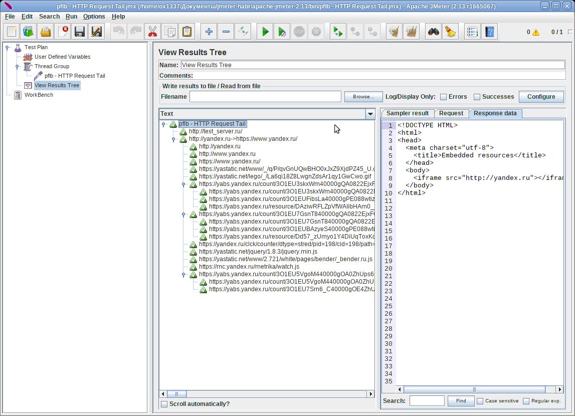 TailSampler — паралельная отправка GET-запросов в Apache.JMeter - 15