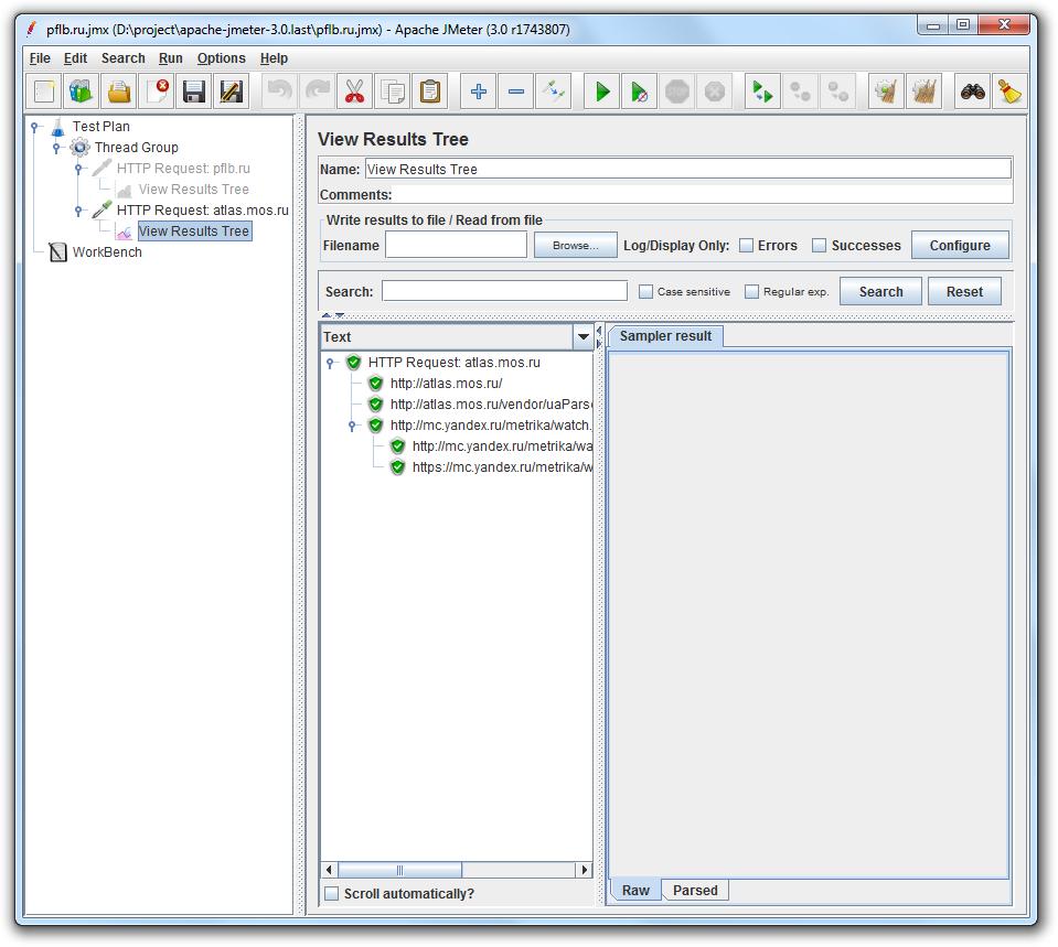 TailSampler — паралельная отправка GET-запросов в Apache.JMeter - 4