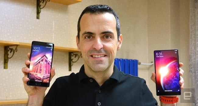 Американский запуск смартфонов Xiaomi может состояться в 2017 году