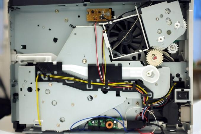 Базовую станцию GSM спрятали в офисном принтере - 7