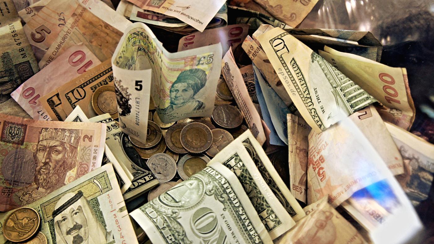 Бумажные деньги — когда и почему они появились - 1