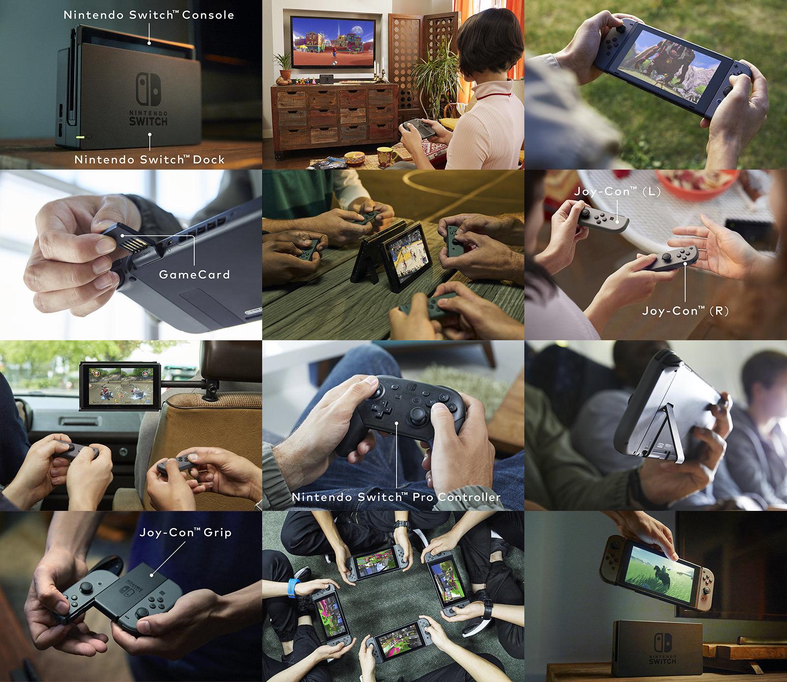 Что мы знаем о Nintendo Switch - 1