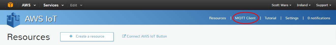Подключение шлюзов Intel для интернета вещей к AWS и обмен данными с облаком при помощи Node-RED или Python - 19