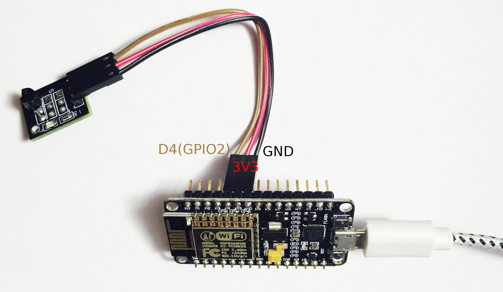 IoT за копейки: делаем устройство с веб-интерфейсом - 7